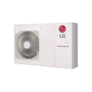 LG Wärmepumpe